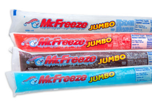 Jumbo freezie
