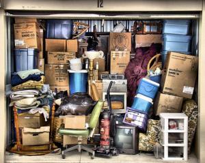 Trash clutter declutter